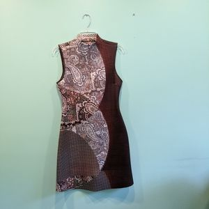 Clover Canyon dress size L in EUC